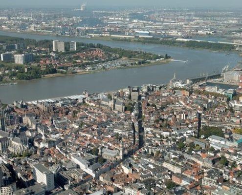 Behandeling vocht & huiszwam - Dromursec - vochtbehandeling in Antwerpen -t