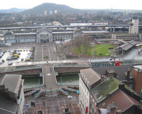 Humidité Ascensionnelle ou Mérule - Dromursec - Charleroi